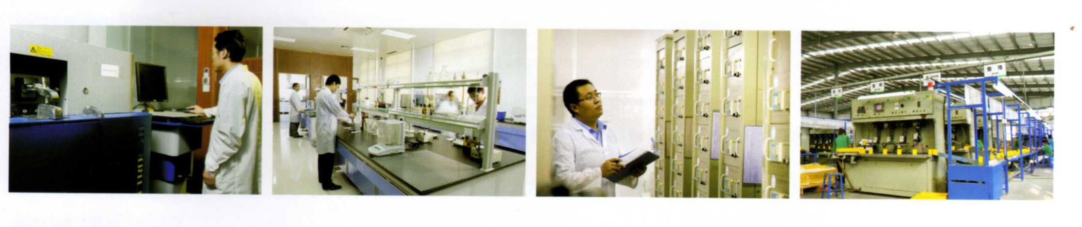 Quality Assurance for lead acid battery