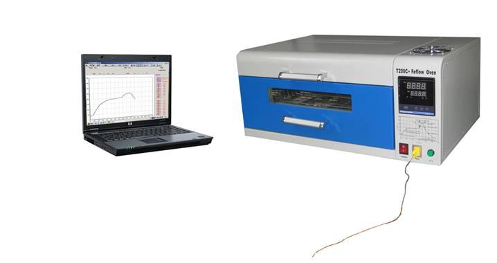Desk Reflow Oven T200C