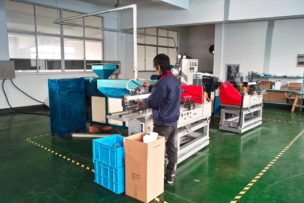 Sediment Filter Production Machine