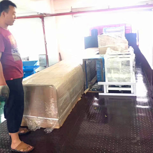 Kenya customers buy tape coater