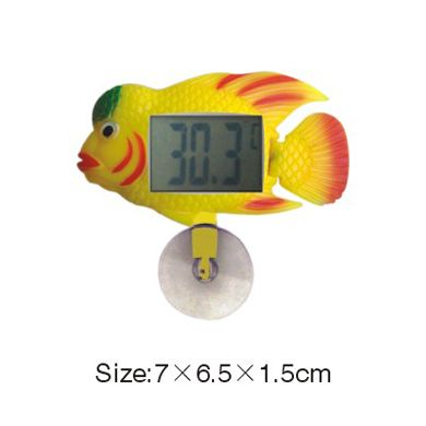 Digital Thermometer and Aquarium thermometer