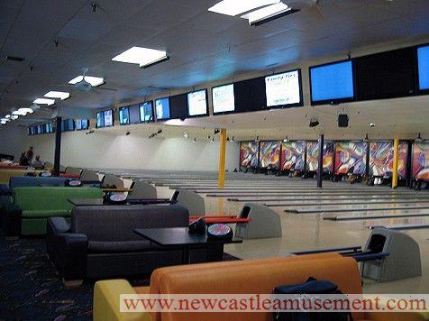 AMF&Brunswick Bowling equipment