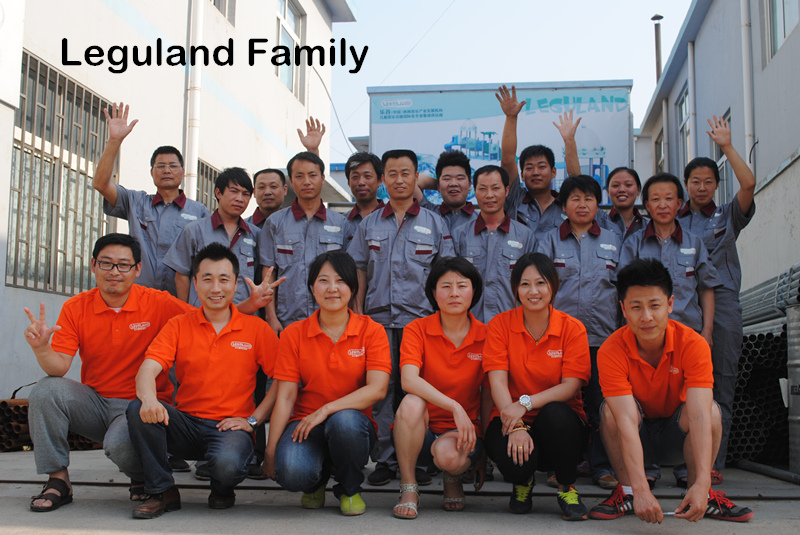 Leguland Family