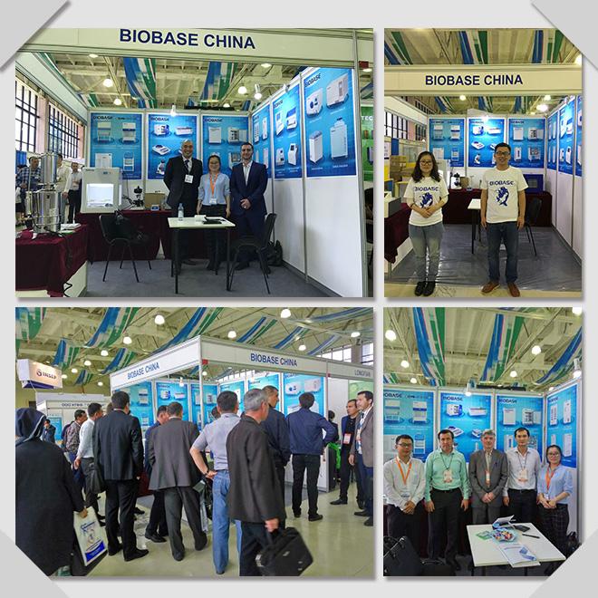 BIOBASE at TIHE 2017 in Uzbekistan
