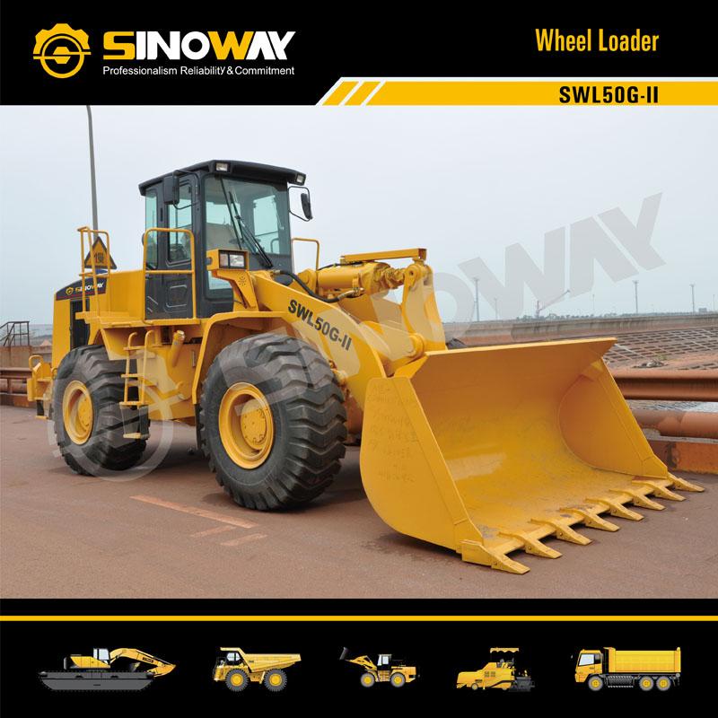 Sinoway Wheel Loader SWL50G-II