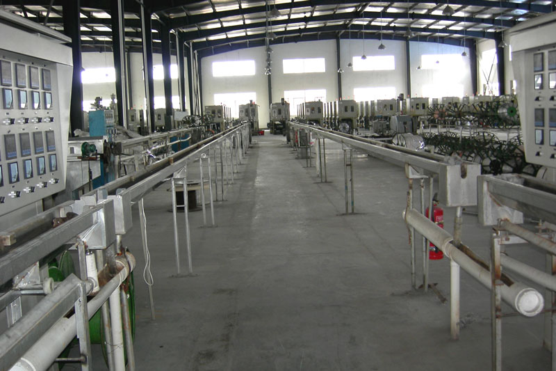 Core Insulation Extrusion Line