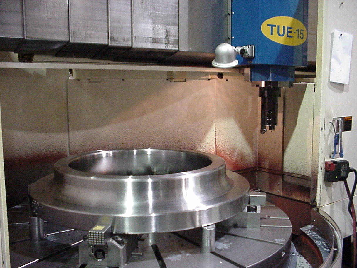 CNC Machining on OEM Castings