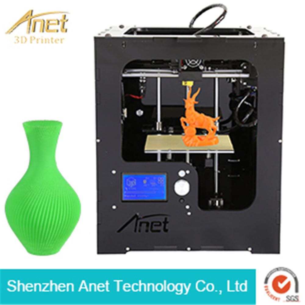 2016 New Version High Precision Fdm 3D Printer Anet A3