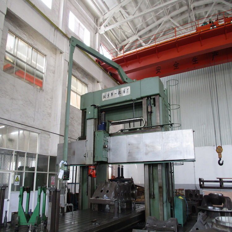 CNC Boring and Milling Machine