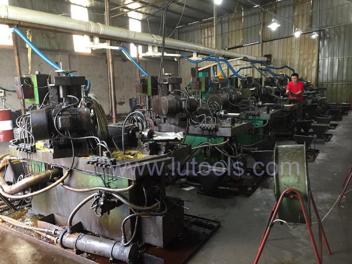 HSS drill grinding