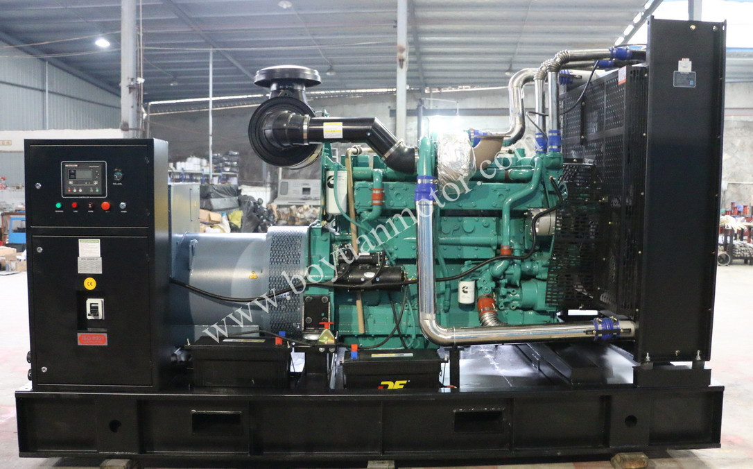 Open type diesel generator from 15KW to 1000KW