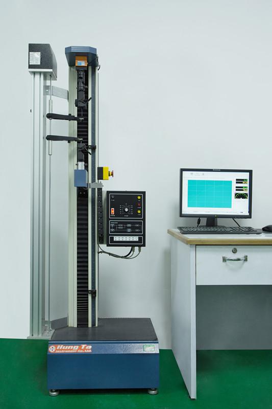 Tensile Strength and Elongation Testing Machine