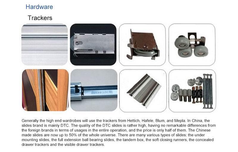 Wardrobe Hardware accessories