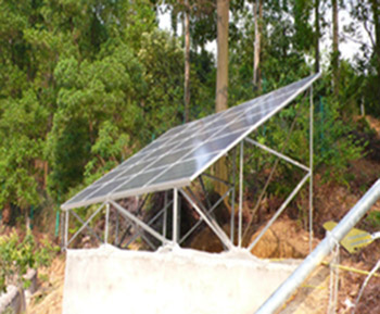 2011 Our Company's Solar Power System Project