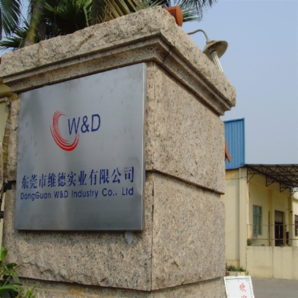 Gate of W&D Industry Co.,Ltd