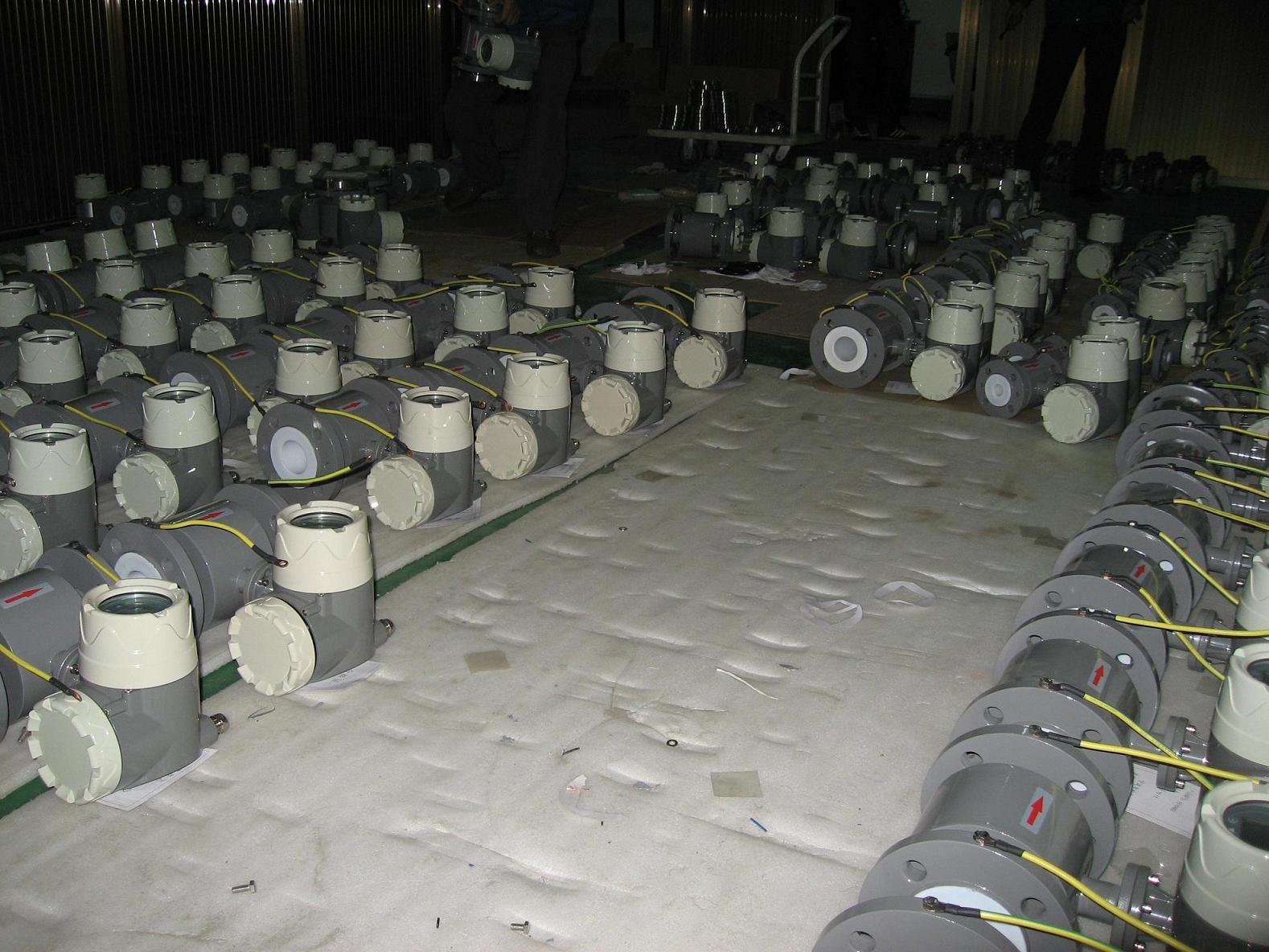 KIO ELECTROMAGNETIC FLOWMETERS
