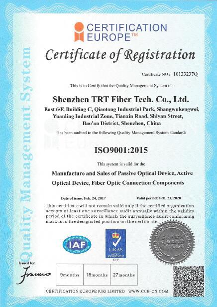 ISO TRT Fiber