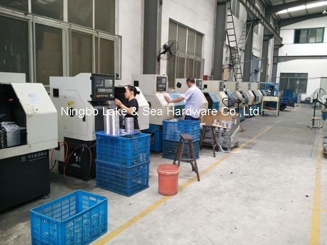 Machinery Processing Workshop