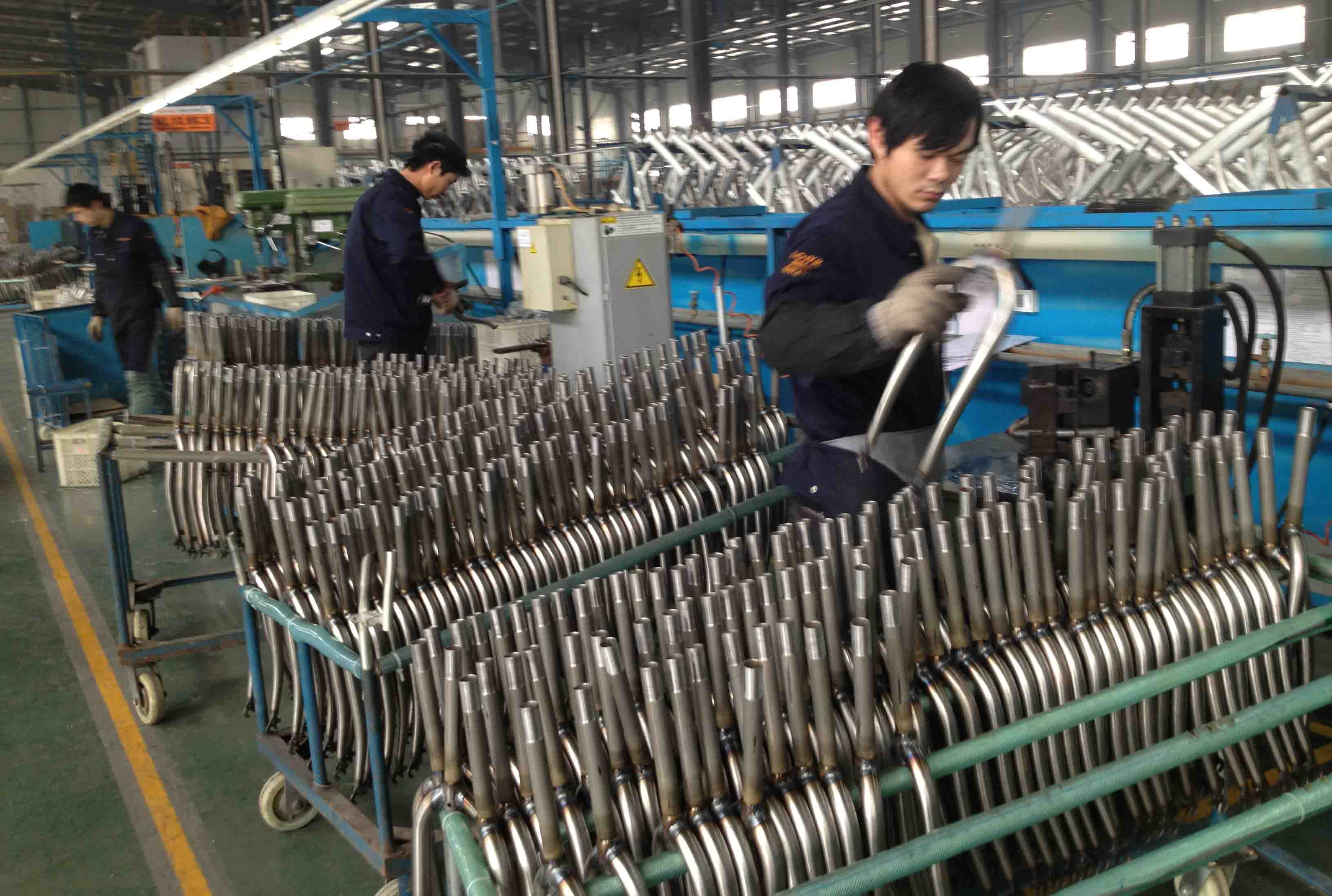 cooperated factory