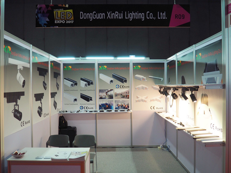 2017 Lighting fair in Thailand