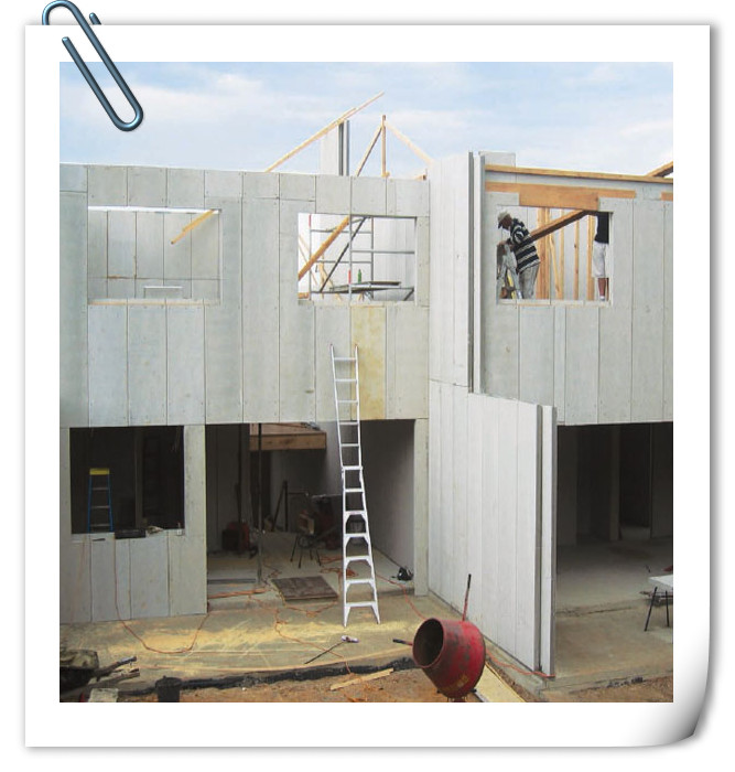 EPS Cement Sandwich Panel for External Wall