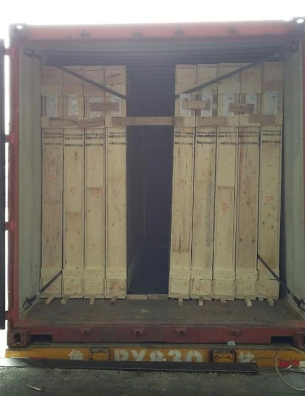 Migo Glass Container Loading Design