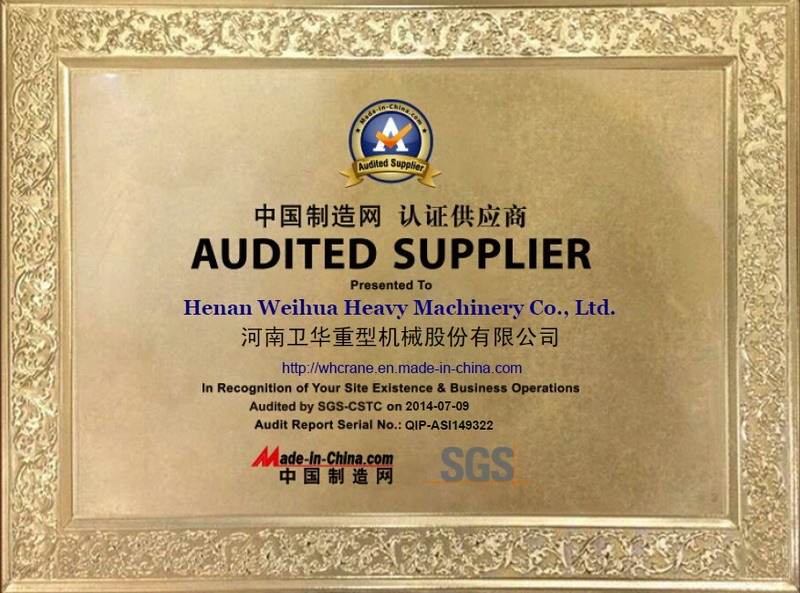Audited supplier by SGS
