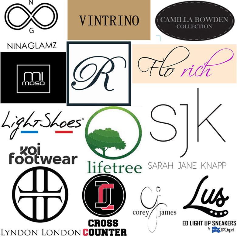 Customers' Brand and Logos