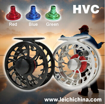 Exclusive Super light HVC fly fishing reel