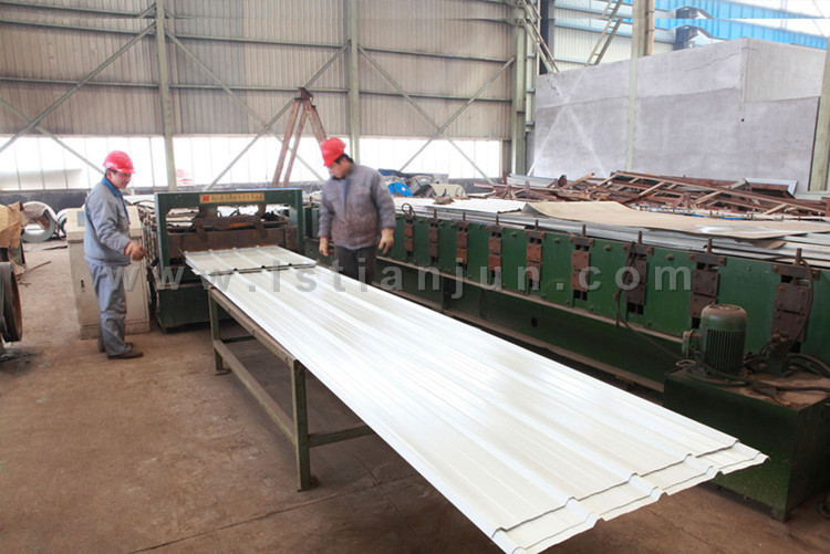 11-steel sheet production