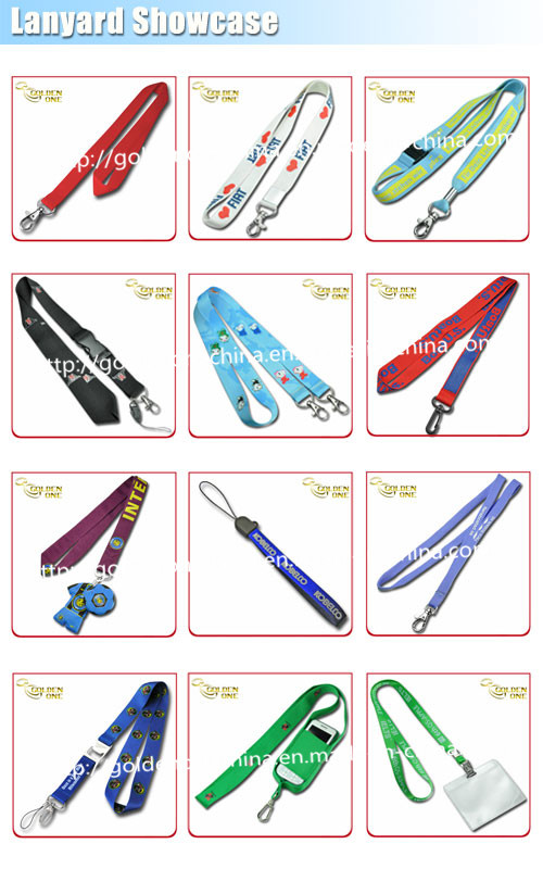 Hot Sale Promotional Gift Custom All Kinds of Lanyard