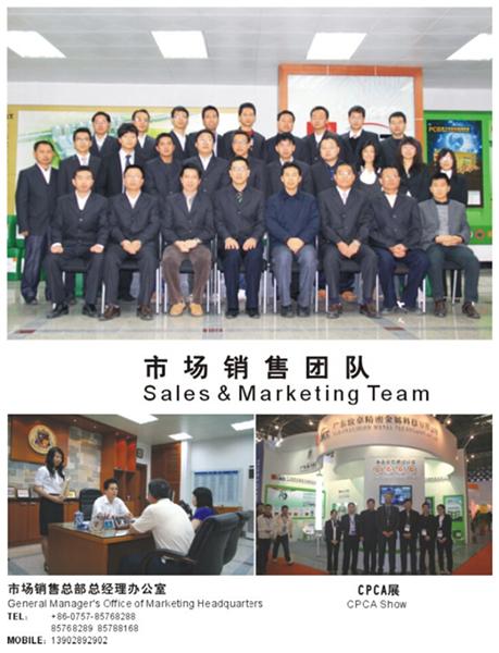 Sales Distributing