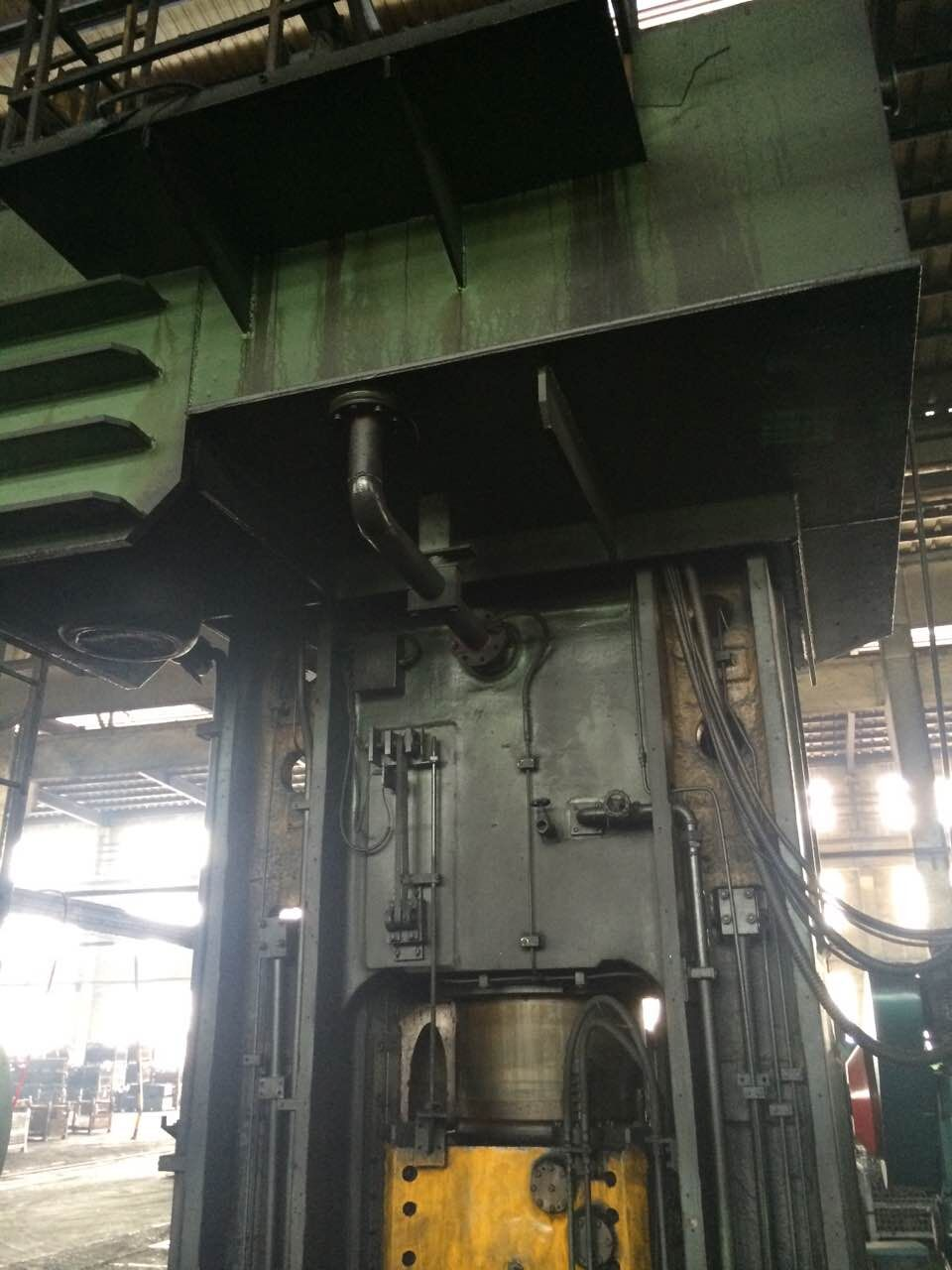 Forged Press 2000T