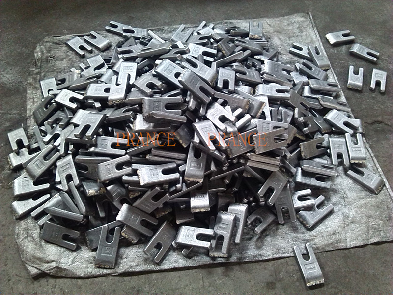 Auger Teeth P-16R66 Auger Teeth Auger Bits Cutting Tools Flat Teeth
