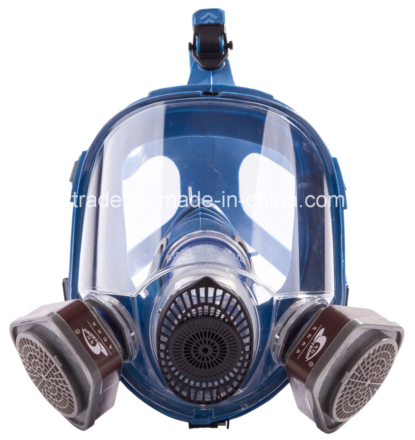 China's Supplier of High Quality Full Face Gas Mask