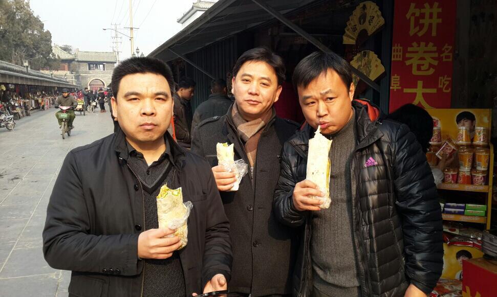 Shan Dong pancake