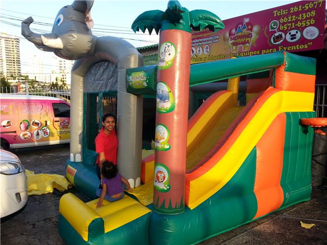 bouncer activity photo