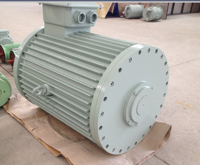 Low speed 80kw 60rpm generator