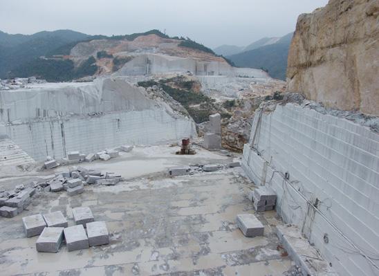 Quarry of Granite G664