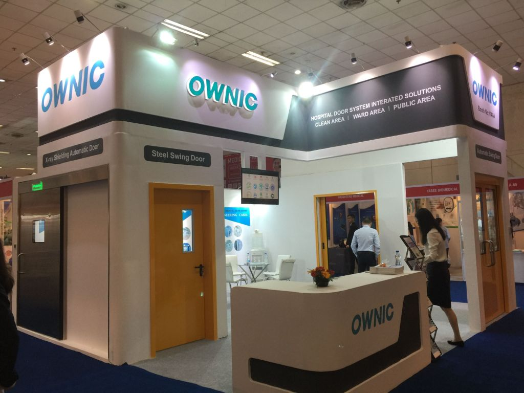 OWNIC attend 2017 MEDICAL FAIR INDIA in New Delhi