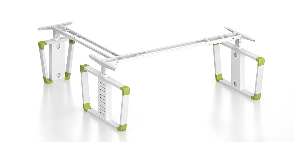 HTS-02-2 office desk frame