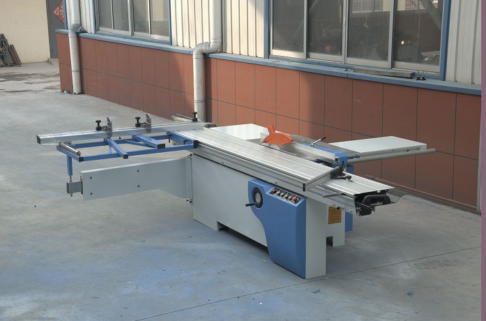 MJ Series Woodworking sliding table panel saw