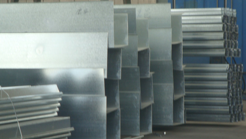 Steel Material In Our Factory