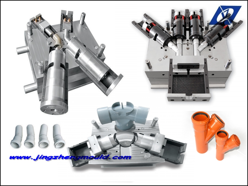Push-Fit Pipe FItting Mould