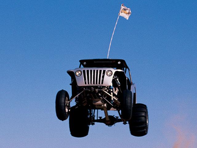 Off-Road Dune Buggy