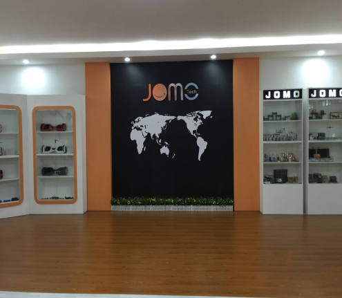 JOMO facotry sample room