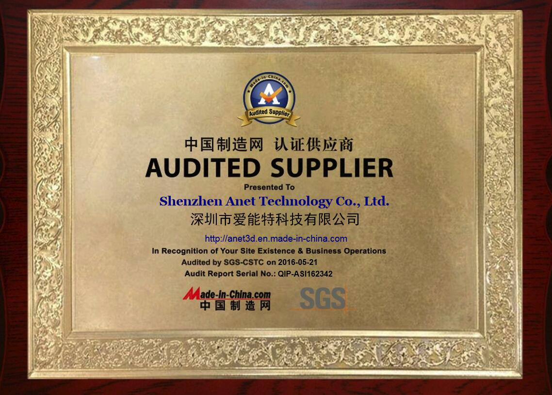 MIC Audited Gold Supplier
