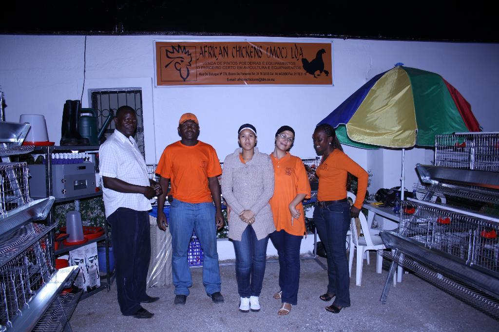 Maputo customer