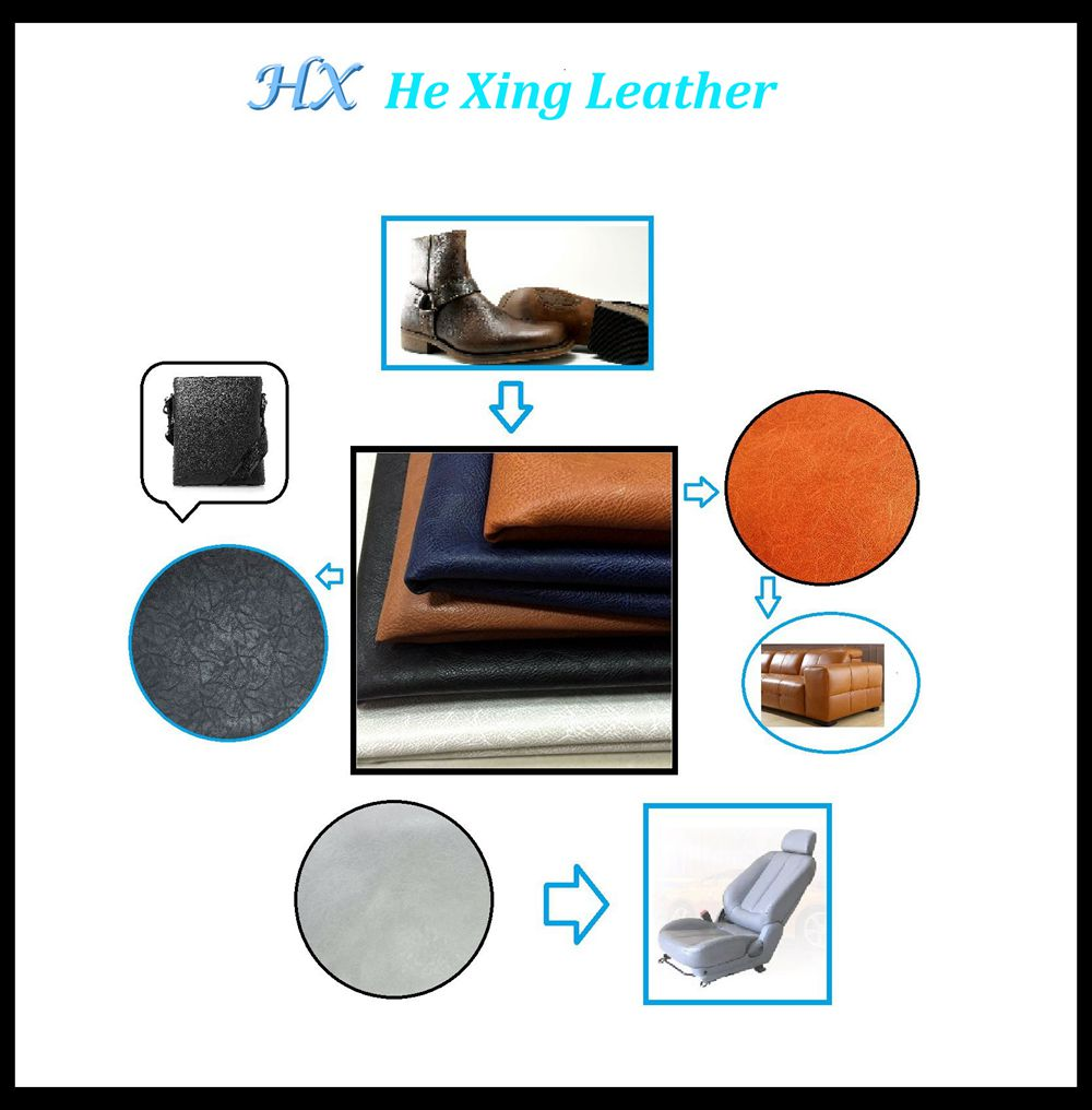 He Xing Leather Product Show