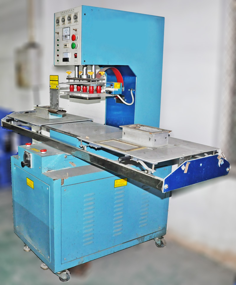 High Frequency Plastics Welding Machine